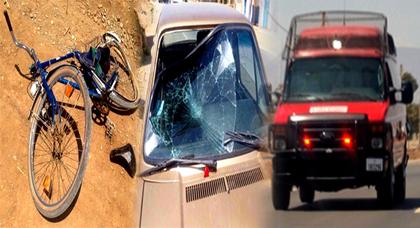 نقل طفل إلى المستشفى الحسني في حالة غيبوبة بعدما صدمته سيارة بمدخل مدينة الدريوش