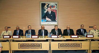 بعد خطاب العرش ،وزير الداخلية المغربي يعقد اجتماعا لتطبيق التوجيهات الملكية