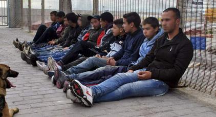 اسبانيا تتعسف على المهاجرين السريين القادمين من المغرب