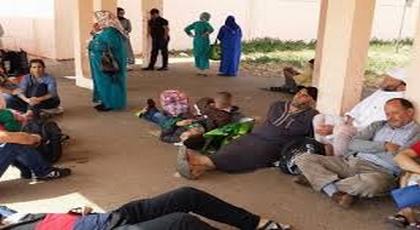 منع نشطاء من تقديم وجبات الغذاء لعائلات معتقلي حراك الريف بسجن عكاشة