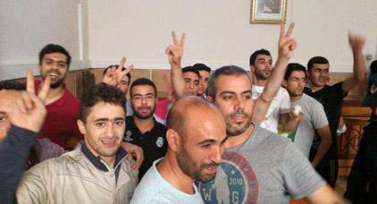 تنقيل معتقل مضرب عن الطعام من سجن الحسيمة إلى جرسيف
