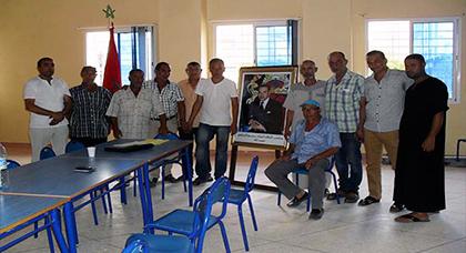 بوزيان فوطة رئيسا لجمعية مولاي الشريف الخيرية