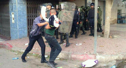 """لجنة """"حراك العروي"""" تحمل مسؤولية أحداث السبت لسلطات الامن وباشا المدينة"""