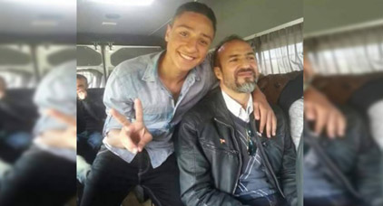 شرطة امزورن تلقي القبض على إبن المعتقل محمد جلول