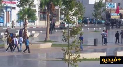 """نشطاء يتراجعون عن المشاركة في مسيرة """"الوفاء"""" بإمزورن حفاظاً على السلمية"""