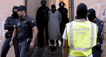 تقرير إسباني يكشف مخططا لتمويل داعش من مليلية