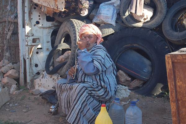 ضحايا سياسة البرنامج الوطني لمحاربة السكن الصفيحي: