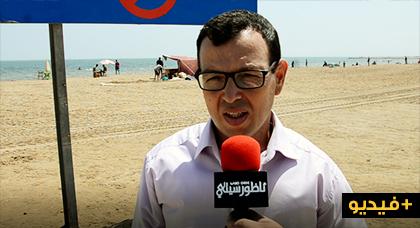مسؤول بوكالة مارشيكا: أشغال الشاطئ الإصطناعي لم تنتهي بعد وهذه خطورة السباحة داخله