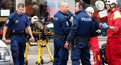 الشرطة الفلندية: منفذ هجوم مدينة توركو مغربي يبلغ من العمر 18 سنة