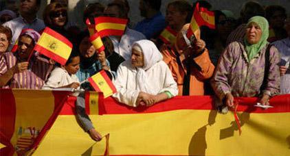 منظمة دولية تدعو إسبانيا إلى حماية المهاجرين المغاربة من الحملات العنصرية