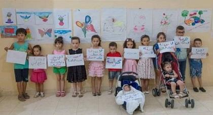 أبناء معتقلي الحراك يطالبون بإطلاق سراح أبائهم القابعين في السجن للاحتفال بالعيد