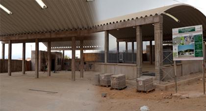 سيعزز البنية التحتية التجارية.. فضاء مغطى لبيع الخضر والفواكه بمدينة بن الطيب سيرى النور قريبا