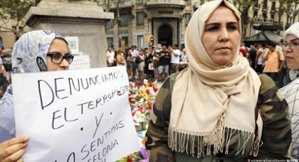 مغاربة إسبانيا أصبحوا يعيشون في جحيم بعد هجمات برشلونة