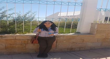 سيليا تدخل في إعتصام أمام عمالة إقليم الحسيمة لهذا السبب