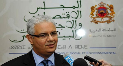 المجلس الاقتصادي والاجتماعي والبيئي يتطرق لأحداث الحسيمة في تقريره المرفوع للملك