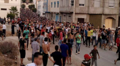هذه تفاصيل الأحكام التي أصدرتها ابتدائية الحسيمة في حق معتقلي مسيرة 13 غشت بامزرون