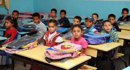 أزيد من 724 ألف تلميذ يلتحقون بالمؤسسات بالتعليمية بجهة طنجة الحسيمة