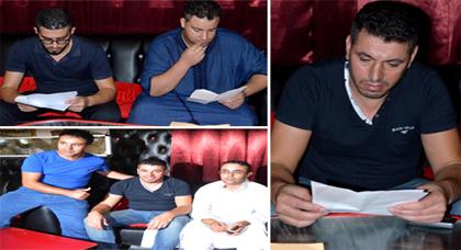"""وفاء الدريوش يعقد جمعه العام ويجدد الثقة في """"باعوش"""" ...العجز يخيم على مسار الفريق"""