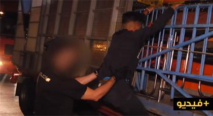 مليلية: توقيف 73 قاصرا حاولوا العبور إلى إسبانيا عبر شاحنات شركة الملاهي