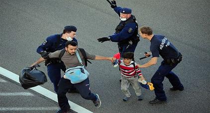 تقرير للامم المتحدة يكشف اعتداءات يتعرض لها مهاجرون شبان في طريقهم الى أوروبا