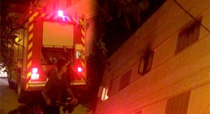 عناصر الوقاية المدنية تتمكن من السيطرة على حريق نشب بأحد المنازل وسط مدينة الدريوش