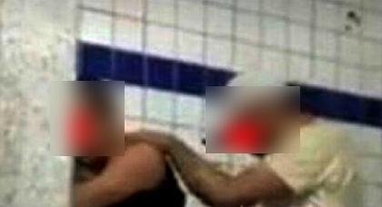 """إدارة سجن """"عكاشة"""" تخرج عن صمتها إزاء فيديو """"اللواط"""" بين سجينين"""