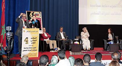 إعادة انتخاب محمد زيان منسقا وطنيا للحزب المغربي الليبرالي