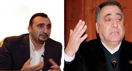 إسحاق شارية يقدم إستقالته من حزب رفيقه زيان بشكل مفاجئ