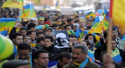 عمالة الحسيمة تنفي مشاركة المواطنين في مسيرة احتجاجية دعا لها نشطاء الحراك بإمزرون