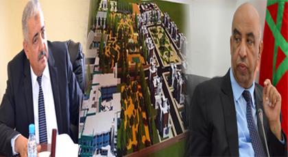 قنبلة.. عامل إقليم الدريوش يثور في وجه رئيس جماعة أمطالسة بسبب مشروع استثماري ضخم
