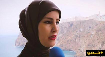 ياسمنة الفارسي تغضب النشطاء بعد تصريحها بأن الريفيين هم السبب فيما وصلوا إليه اليوم