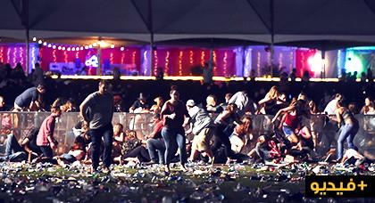 فيديو مرعب.. مقتل 20 شخصا وجرح أكثر من 100 آخرين في مجزرة إرهابية جديدة صباح اليوم