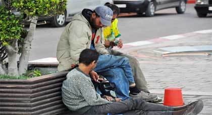 الحسيمة و أقاليم الشرق ضمن الجهات التي يغزوها التشرد ولا يمتلك سكانها مأوى