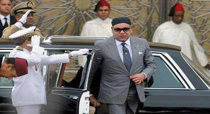 الملك محمد السادس يترأس مجلسا للوزراء