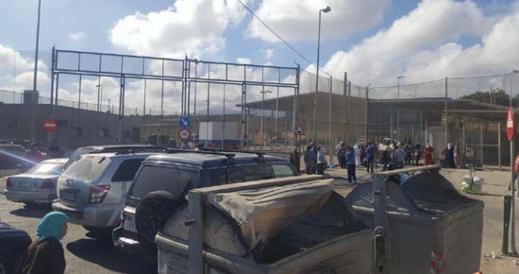 شرطة الحدود تغلق المعابر المؤدية إلى مليلية المحتلة من جديد... ومغاربة يصفون القرار بالحكرة