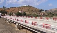 الإنتهاء من أشغال بناء قنطرة تازوراخت