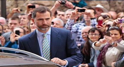 ملك إسبانيا: قادة كتالونيا يهددون استقرار البلاد