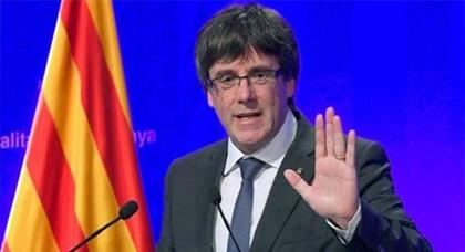 رئيس حكومة إقليم كتالونيا: سنعلن استقلالنا عن إسبانيا في غضون أيام