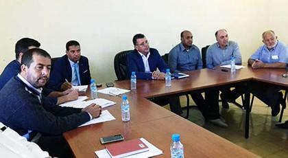 المجلس الجماعي لدار الكبداني يعقد دورة لشهر أكتوبر العادية