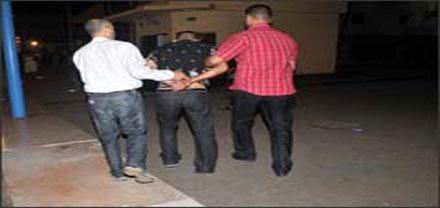 توقيف شخصين بزايو ينشطان في ميدان ترويج الـمخدرات و الخمور الـمحلية و الـمهربة