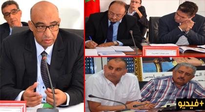 عامل إقليم الدريوش يعقد اجتماعا موسعا لمناقشة المخطط المديري لتوجيه التهيئة العمرانية