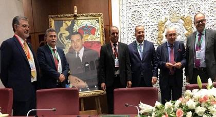 برلماني مغربي يتصل بالوزير الإسرائيلي معتذرا: المحتجون على حضورك أقلية لا تمثل البرلمان ولا الشعب