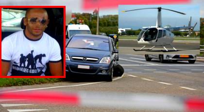 مقتل أحد أفراد المافيا المغربية بهولندا ينحدر من الحسيمة خلال عملية تهريب زعيم المافيا من السجن