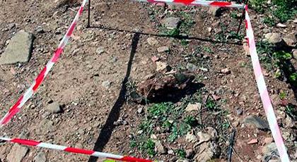 الدريوش.. العثور على قنبلة بتراب جماعة وردانة تستنفر المصالح الأمنية