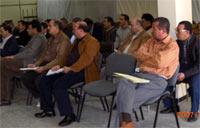 إجتماع فيدرالية جمعيات أولياء التلاميذ بالناظور