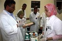قافلة طبية تحط رحالها بجماعة اولاد ستوت بزايو