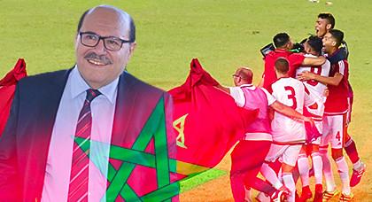 بوصوف: ملحمة أبيدجان أظهرت مرة أخرى تلاحما منقطع النظير بين مغاربة الوطن ومغاربة العالم