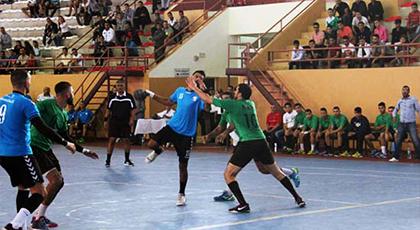 """هلال الناظور لكرة اليد يتفوق بعقر داره على """"اتحاد طنجة"""" برسم مباريات القسم الممتاز"""