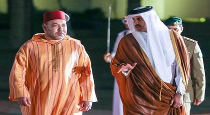 المستشار الملكي الزناكي يوضح حقيقة صورة مفبركة منسوبة للملك محمد السادس