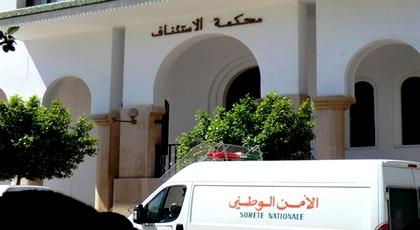 استئنافية الحسيمة تصدر أحكاما جديدة في حق نشطاء الحراك وصلت إلى 7 سنوات